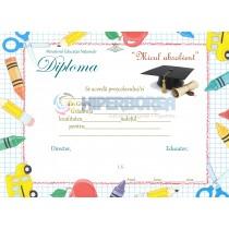 G_3 Diploma pentru prescolari