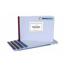 Registru matricol primar, coperta carton duplex