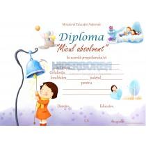 G_2 Diploma pentru prescolari