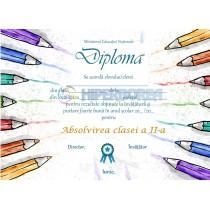 A_05 Diploma Premiu cl. a 2-a