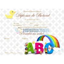 A_2 Diploma clasa Pregatitoare