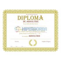 A_22 Diploma de absolvire