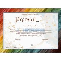 A_19 Diploma de acordare a premiului,