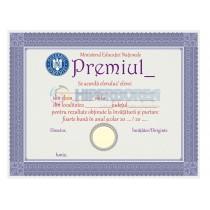 A_14 Diploma de acordare a premiului