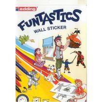 Funtastics wall sticker